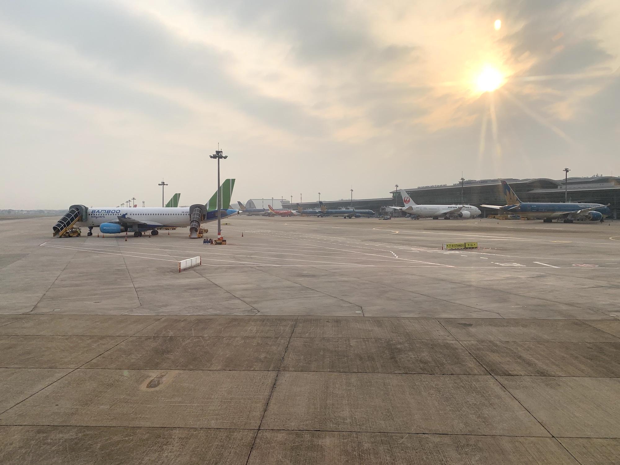 ベトトラベル航空が就航!ホーチミン〜ダナン線初便に搭乗