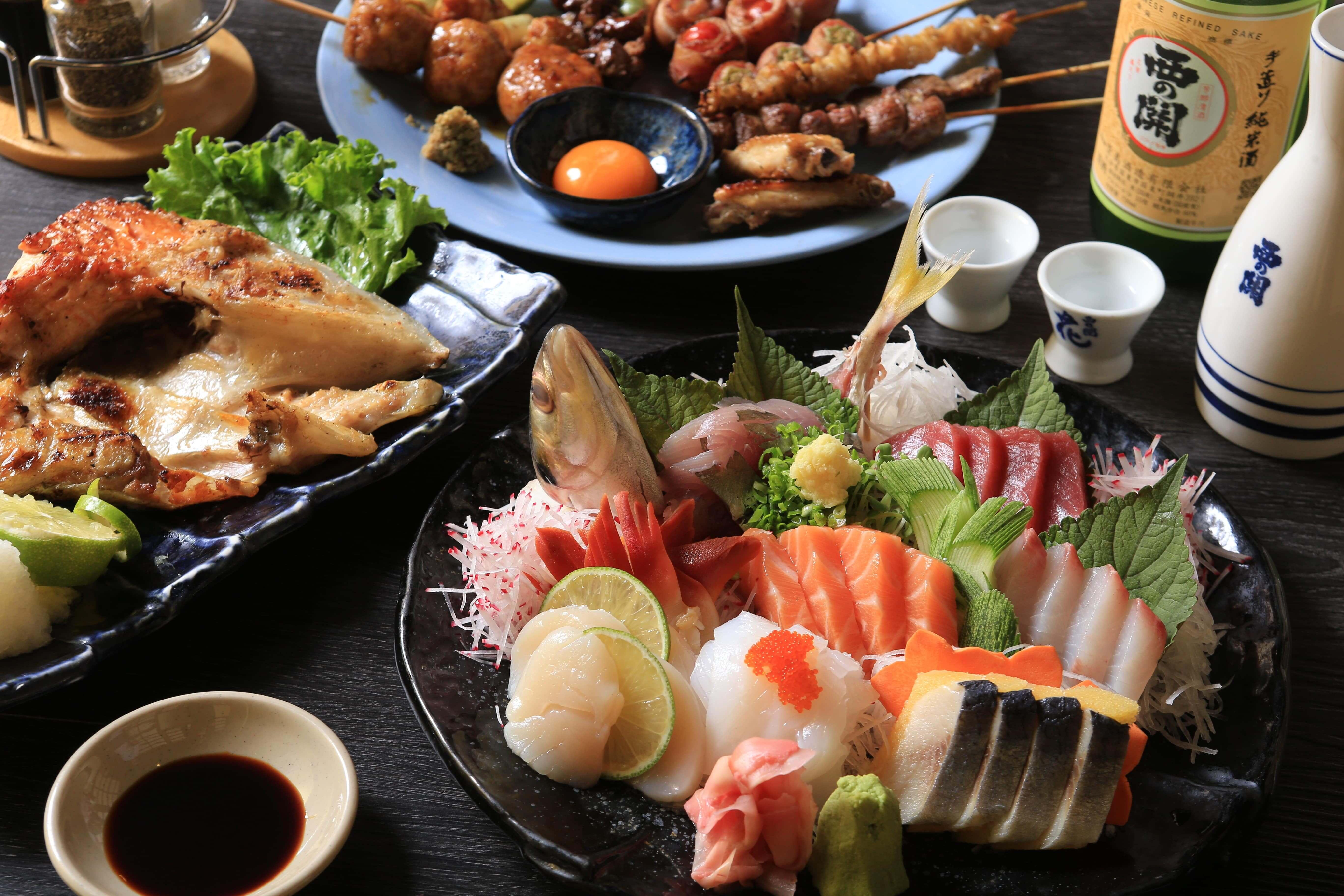 ホーチミン,ランチ,日本食,炉端あん