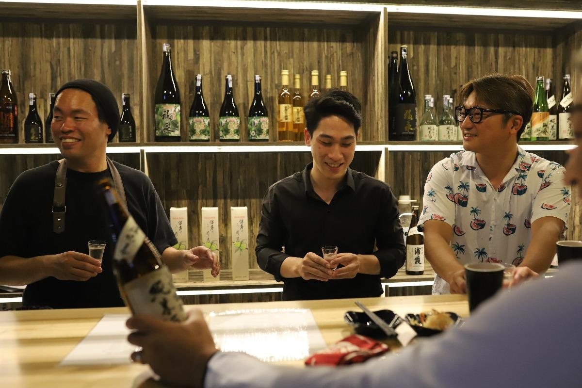 2021年1月NEW OPEN|ダナンに梅酒・日本酒バー「U Sake&Umeshu Bar」