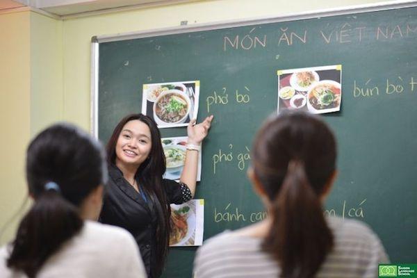 ホーチミンのベトナム語教室BEST4