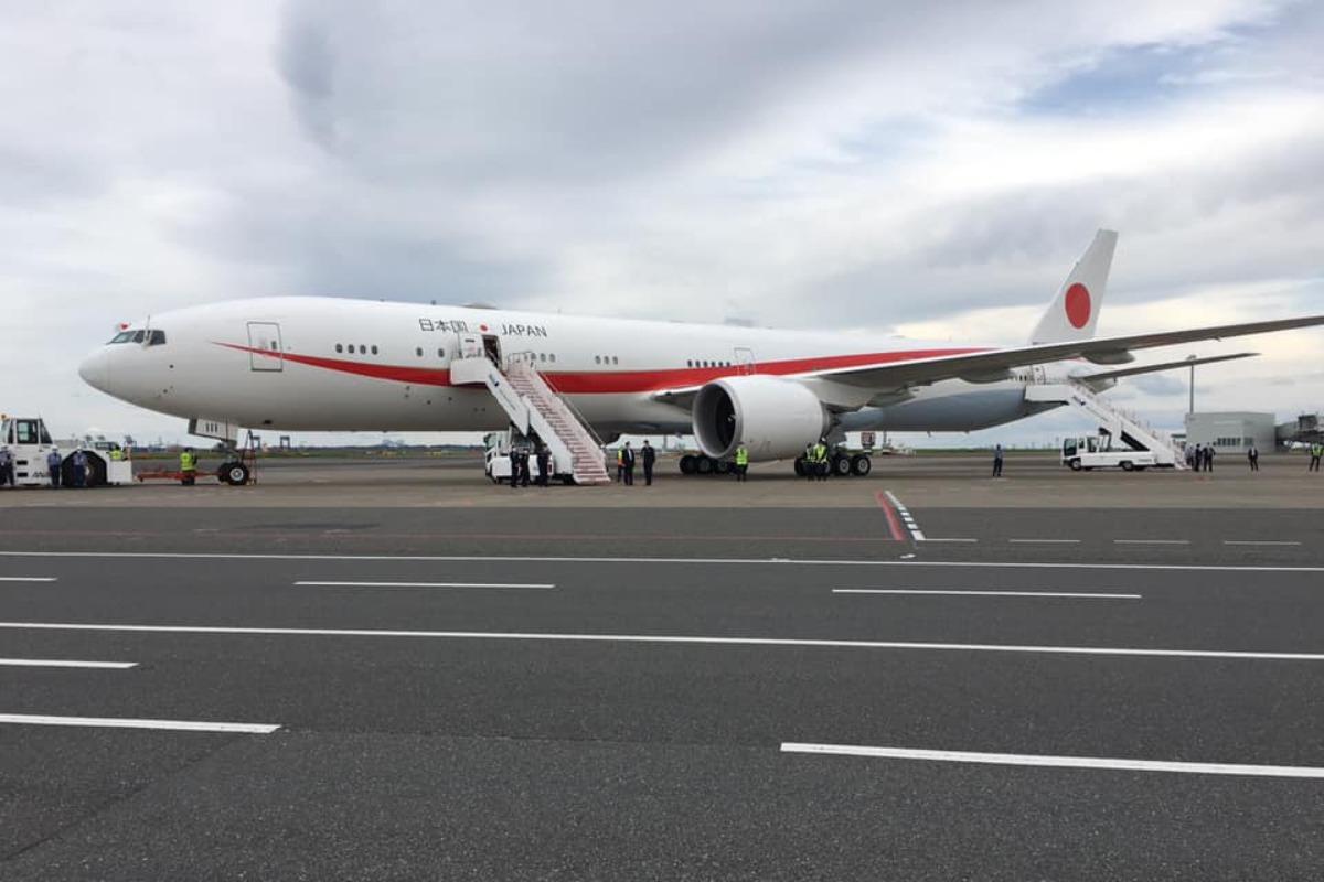 菅首相がベトナムに向け日本出発、就任後初の外遊