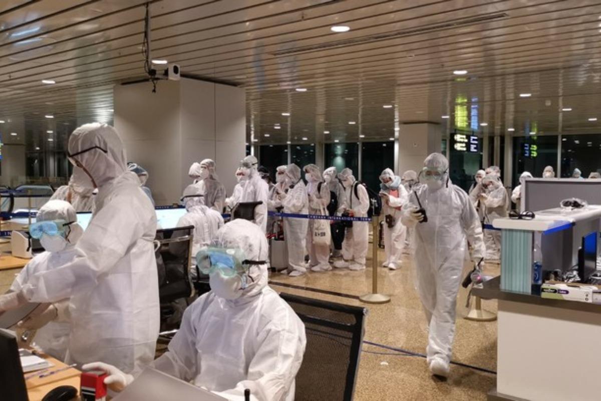 日本から帰国のベトナム人2人がコロナ感染、感染者合計1210人に