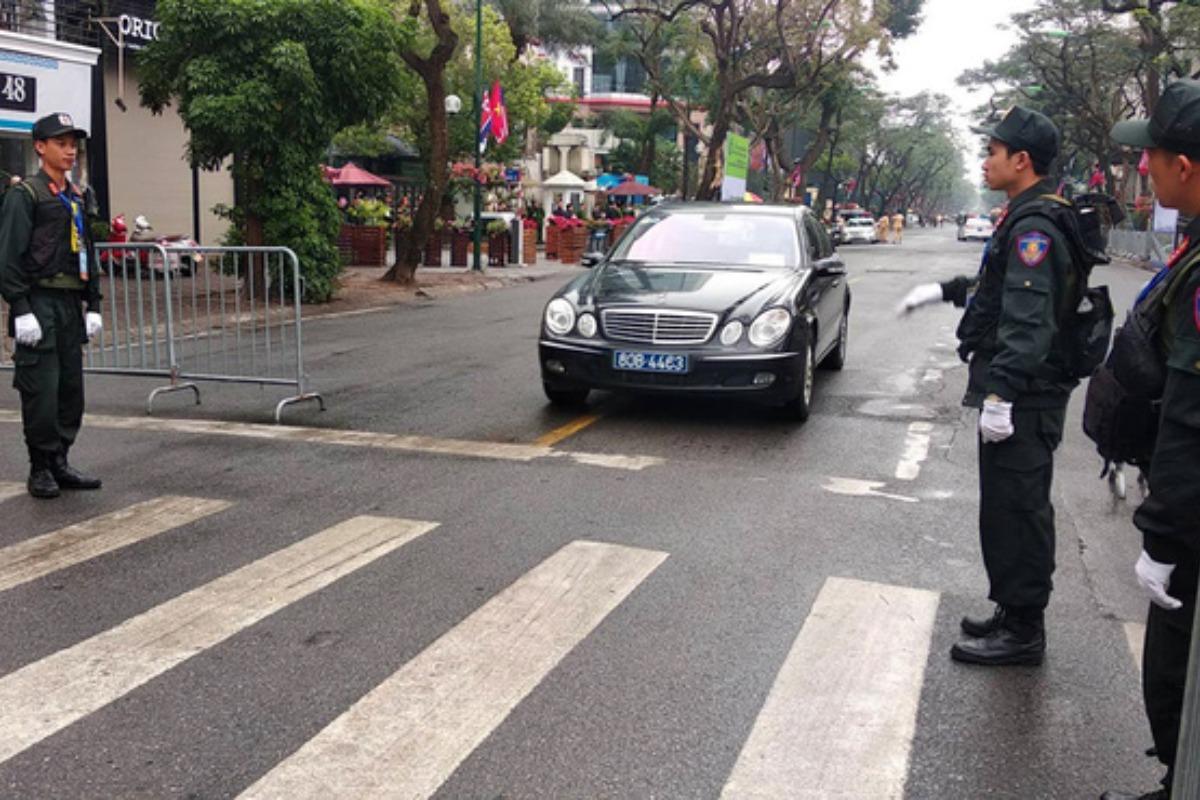 ハノイで11月12~15日に大規模交通規制、ASEANサミットで