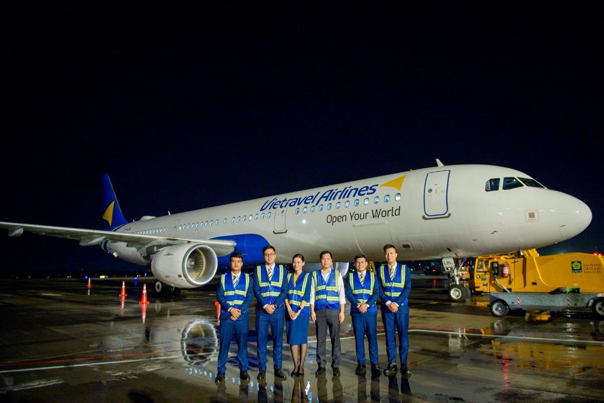 ベトトラベル航空が航空券販売開始、初便は1月25日