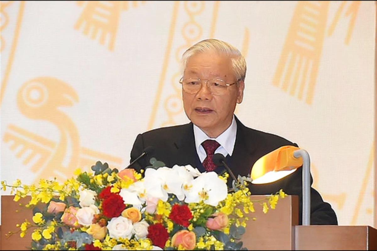 共産党大会25日開幕、チョン書記長は異例の3期目続投か