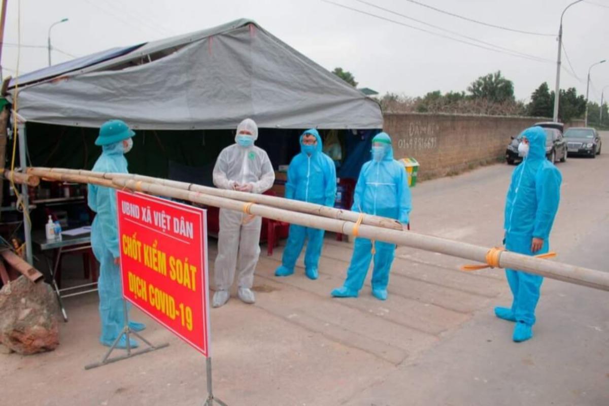 ベトナムで新たに9人の感染を確認、ハノイ・ハイズオンなど