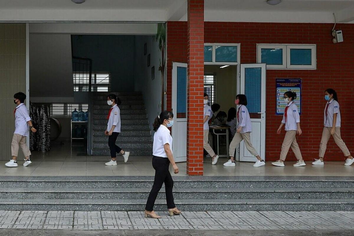 ハノイも休校措置延長へ、2月28日まで コロナ市中感染で
