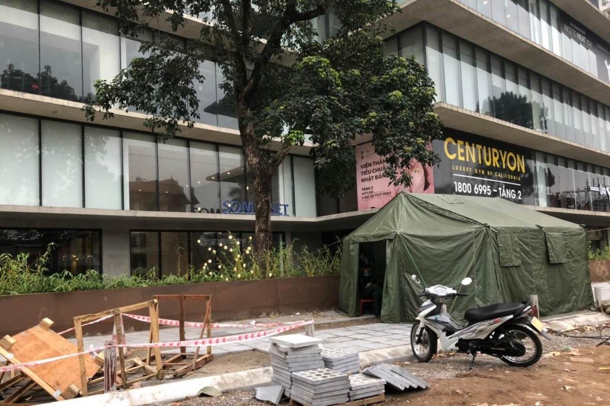 ハノイ:感染者の濃厚接触者584人は陰性、保健省が発表