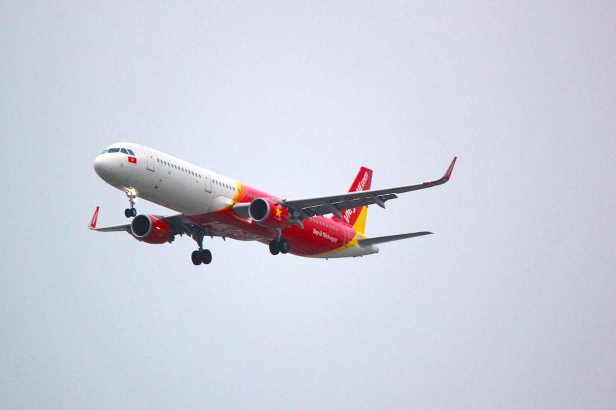 ベトジェット航空、10万ドンバウチャープレゼントキャンペーン実施