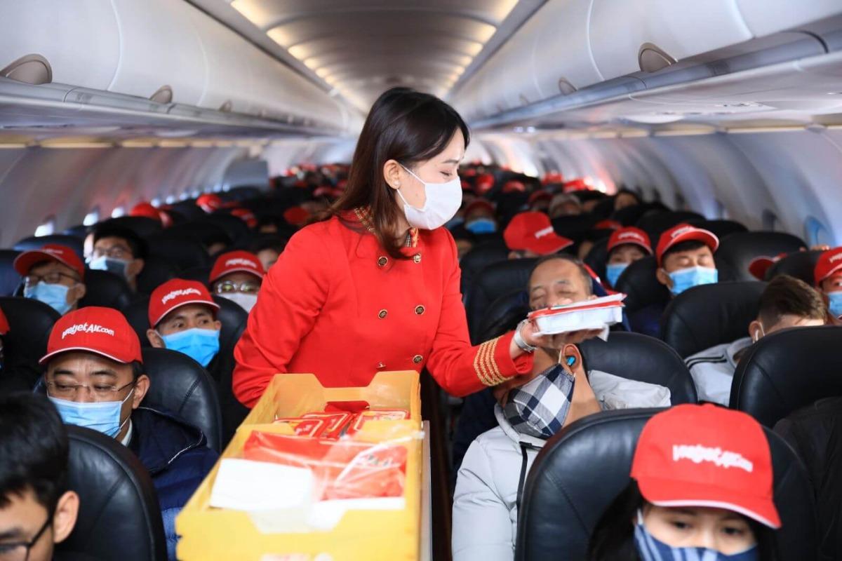 ベトジェット航空が日本線など運航再開、4月は13便 韓国・台湾も