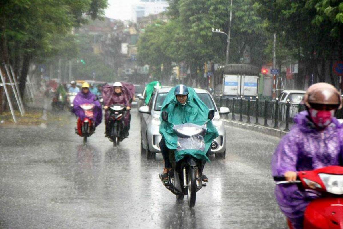 ベトナム水文気象予報センター:北部は大規模な雷雨と雹の可能性
