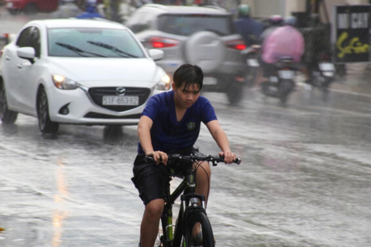 4月末から雨季突入か、ベトナム南部で例年より早く