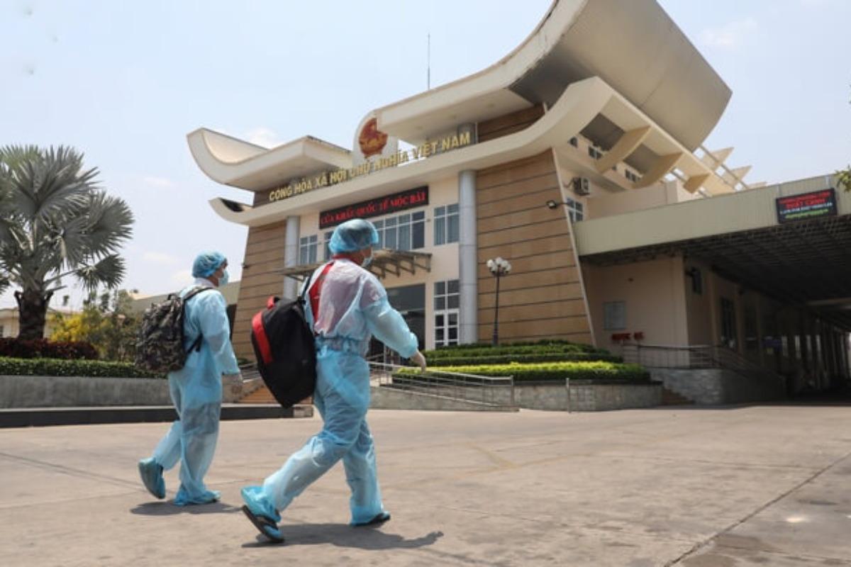 隣国カンボジアでコロナ感染爆発、ベトナムでの感染リスク高まる