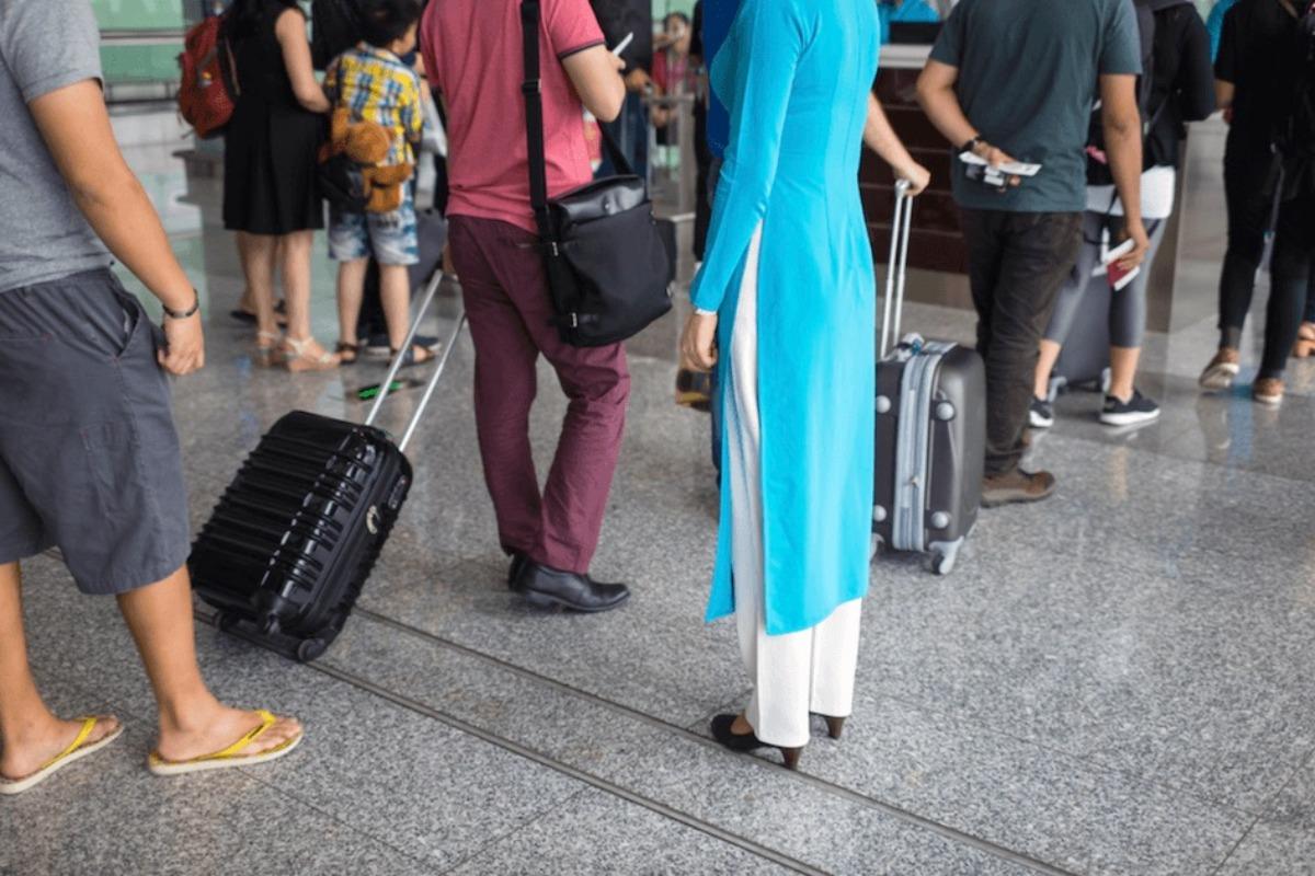 連休はノイバイ国際空港も混雑、利用者は1日7.5万人か