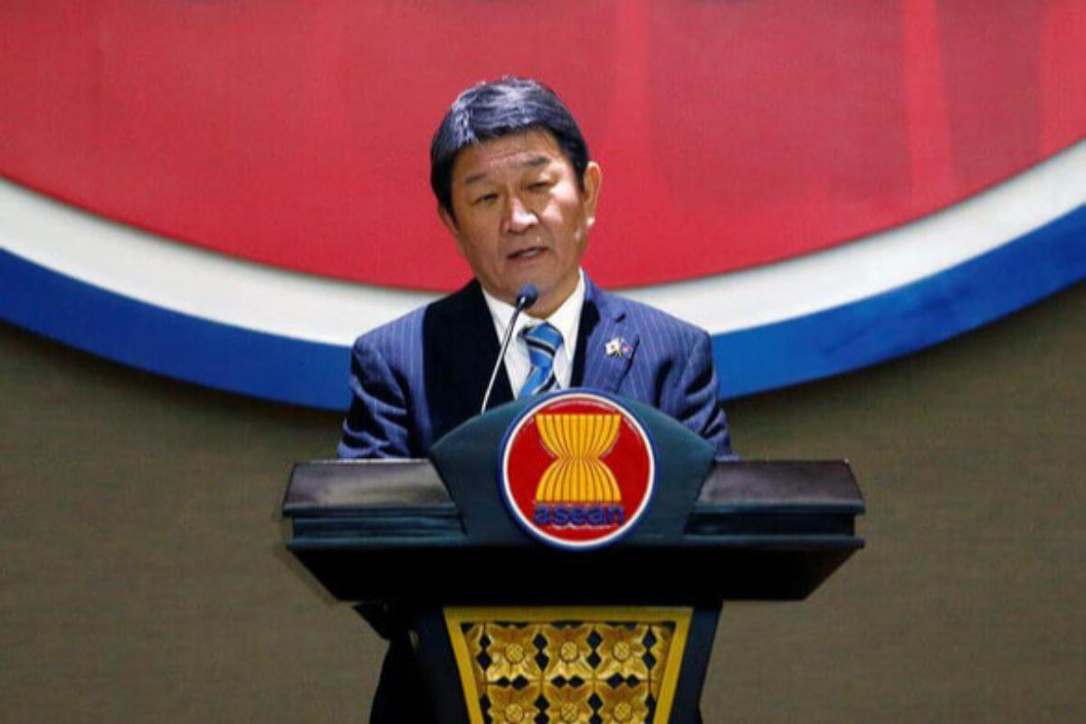 茂木大臣、ベトナム外相と電話会談 ミャンマー ・南シナ海問題で