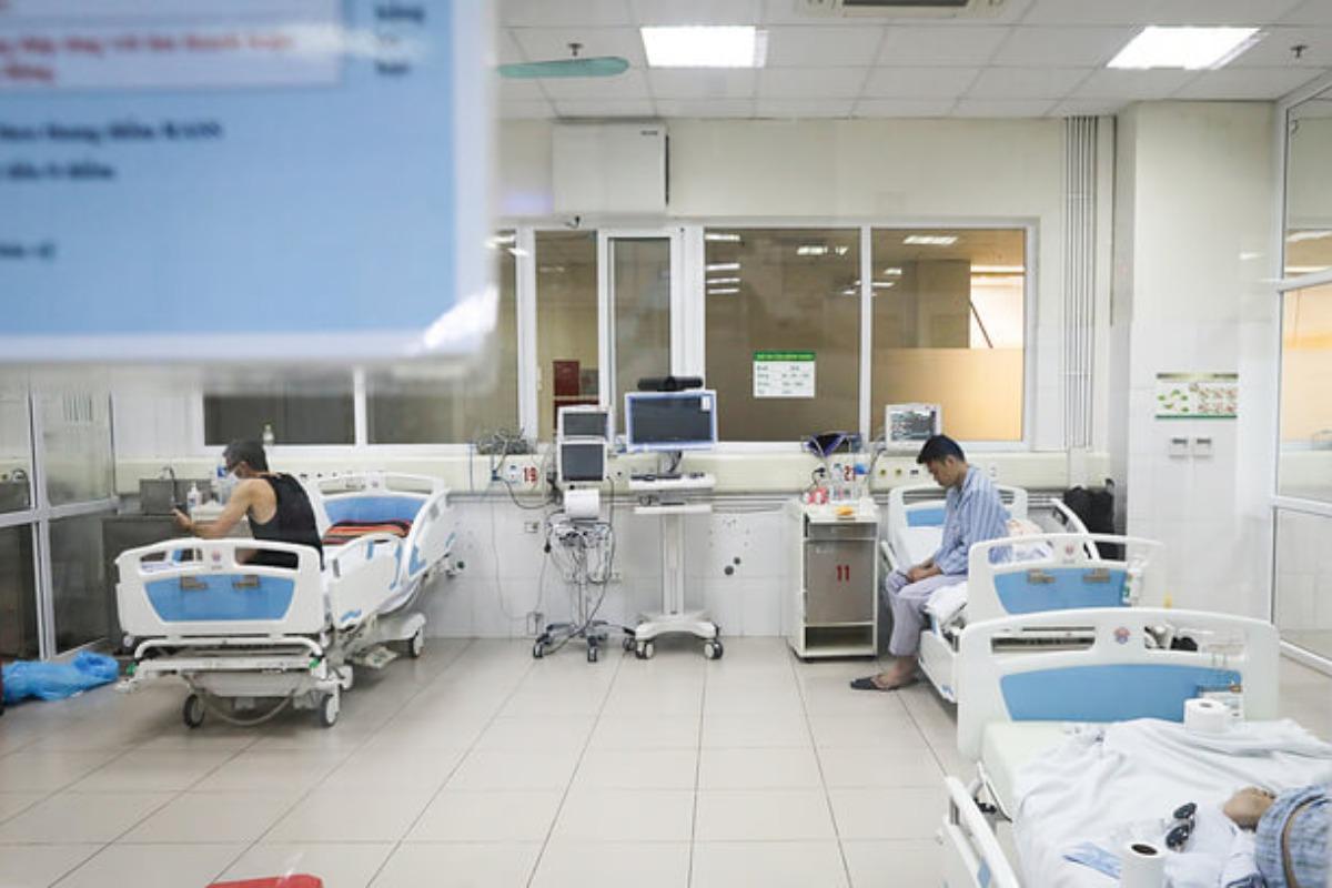 ハノイの病院でクラスター、感染者計22人に