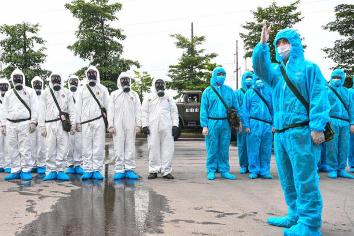 新たに市中感染40件、5月7日ベトナム保健省発表