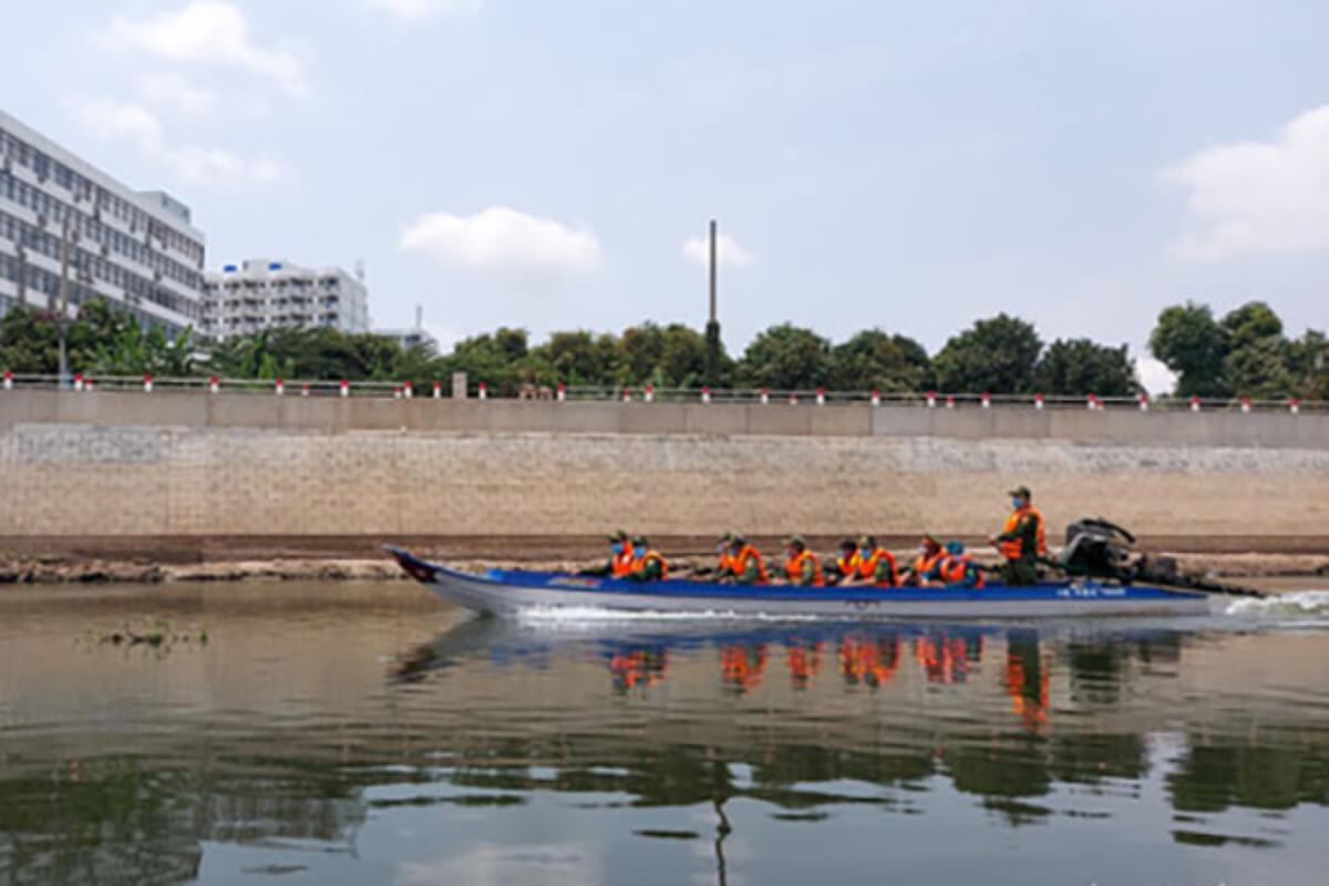 ベトナム、カンボジアからも川を渡った不法入国者相次ぐ