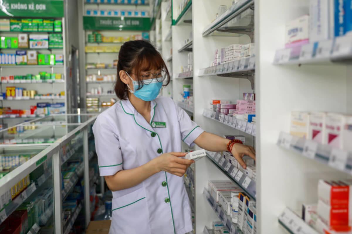 ホーチミン:薬局で咳・発熱などの症状ある場合は医療申告