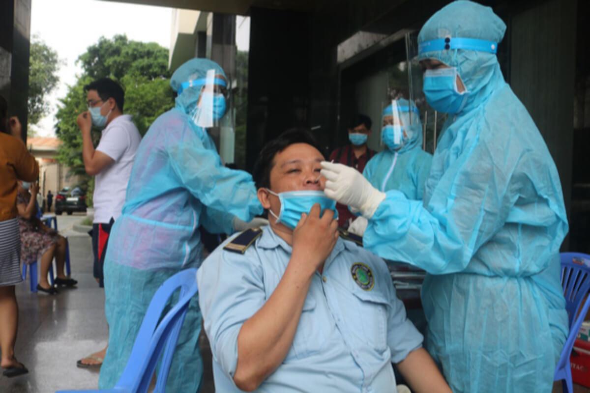 ホーチミン新型コロナで感染の男性、インド型変異株への感染を確認