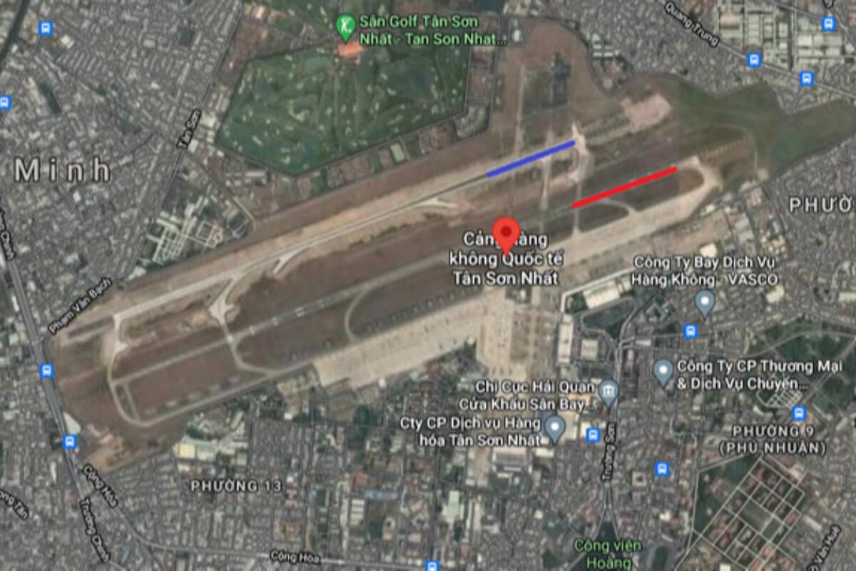 タンソンニャット国際空港、入国者の受け入れを一時停止