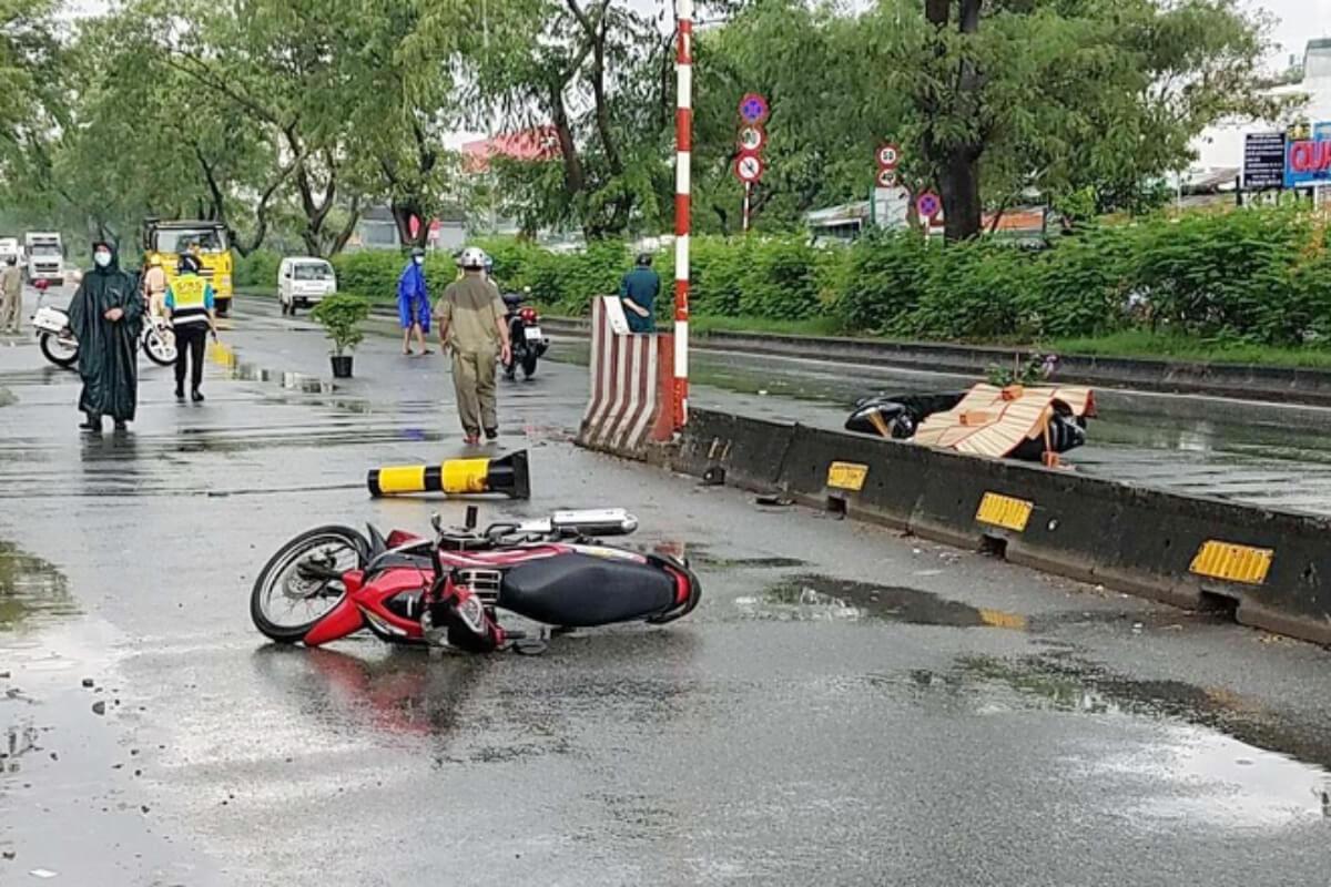 ホーチミン7区で交通事故、外国人男性が死亡