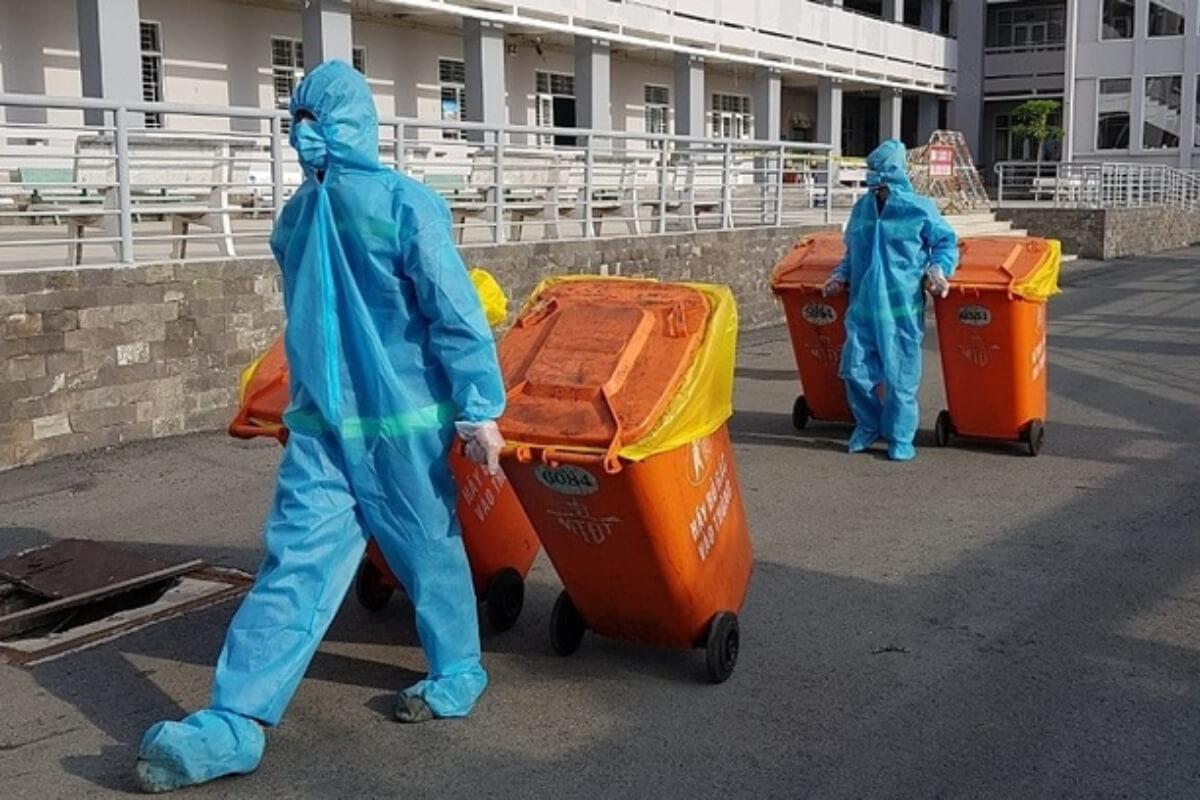 ホーチミンで医療廃棄物が増加、新型コロナ感染拡大で