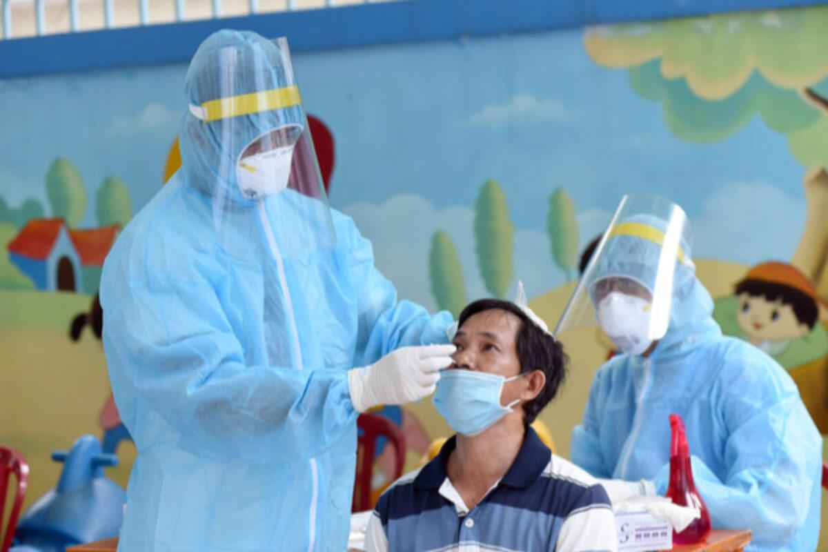 ホーチミンで1区で一家3人がコロナ感染、感染源不明