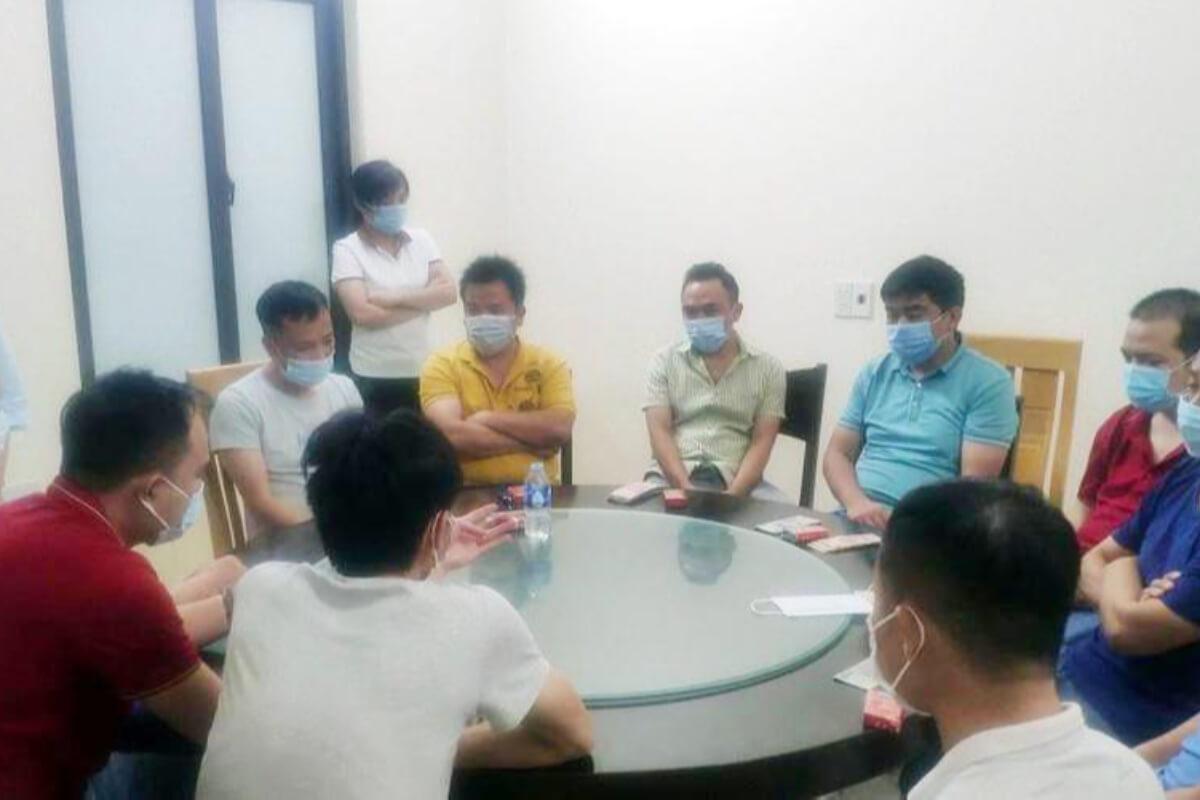 ハイズオン:飲食店がコロナ規定違反営業、中国人など20人に罰金