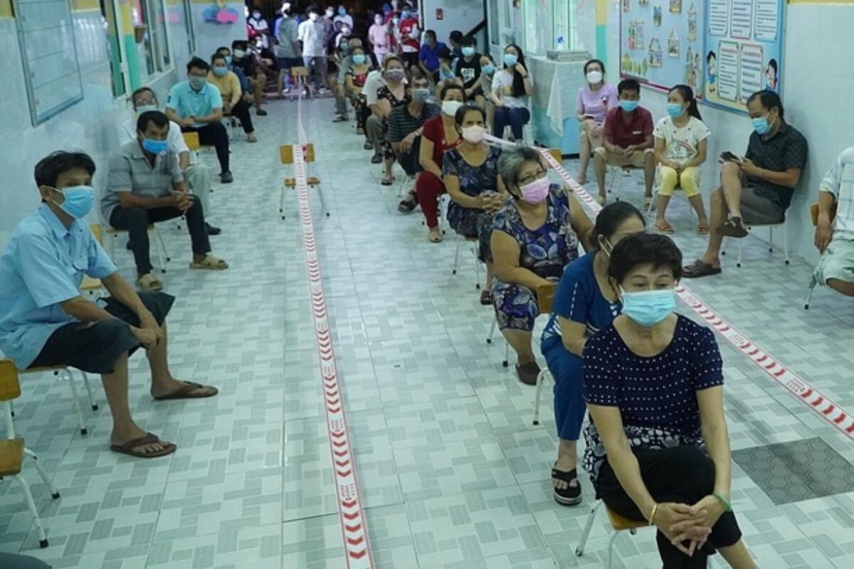 ベトナムで147人の新規感染者、ホーチミンで118人 2日朝発表