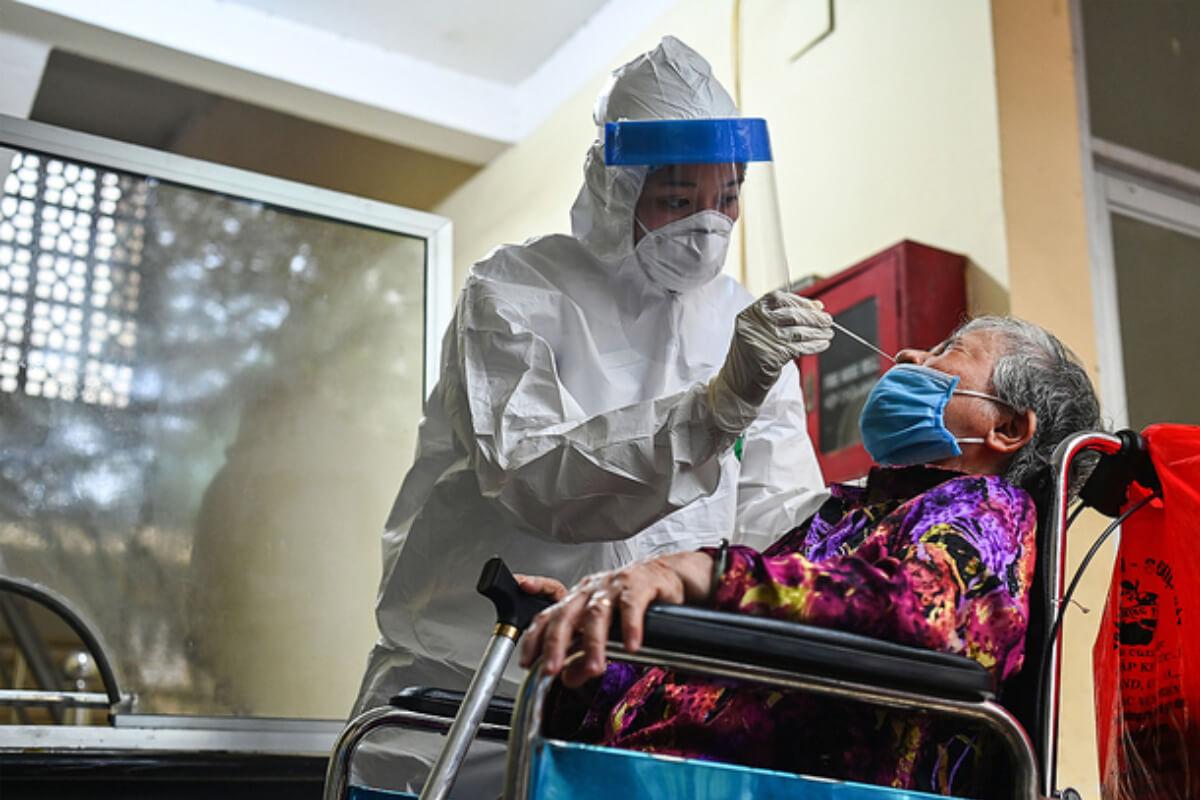 国内で新たに500人の感染者、6日だけで1019人:ベトナム