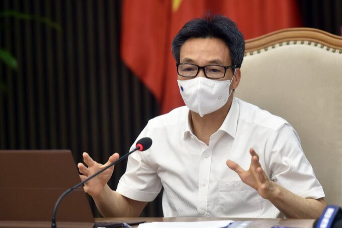 ホーチミン:社会隔離強化の可能性、副首相が6日の会議で指示