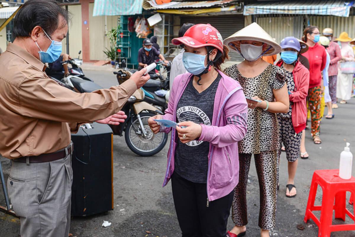 ベトナム:276人の感染確認、ホーチミンで270人 7日朝発表