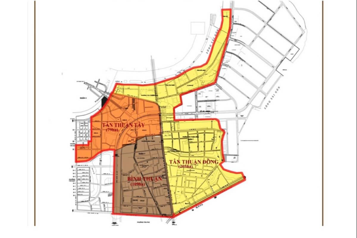ホーチミン:7区の一部地域を封鎖、新型コロナ感染者増加で
