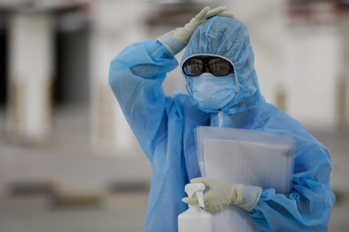 ベトナム :新たに1105人の感染者を確認 12日午後発表