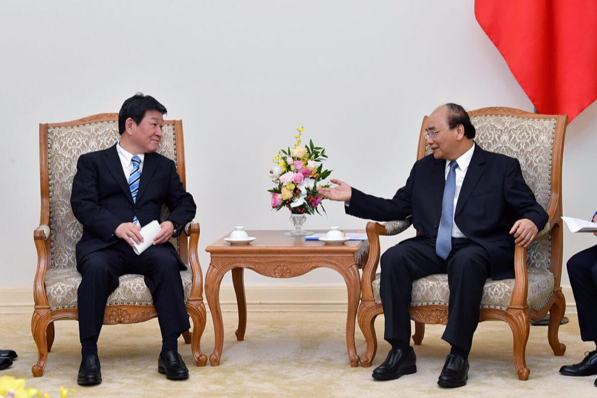 ベトナムにワクチン100万回分追加供与、日本政府 計300万回分