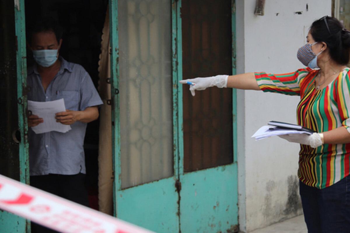新型コロナ濃厚接触者は自宅隔離、ベトナム全土で 副首相が同意