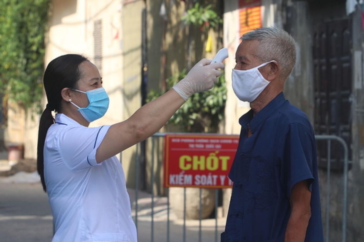 ベトナム:新規感染者2154人を確認 20日朝発表