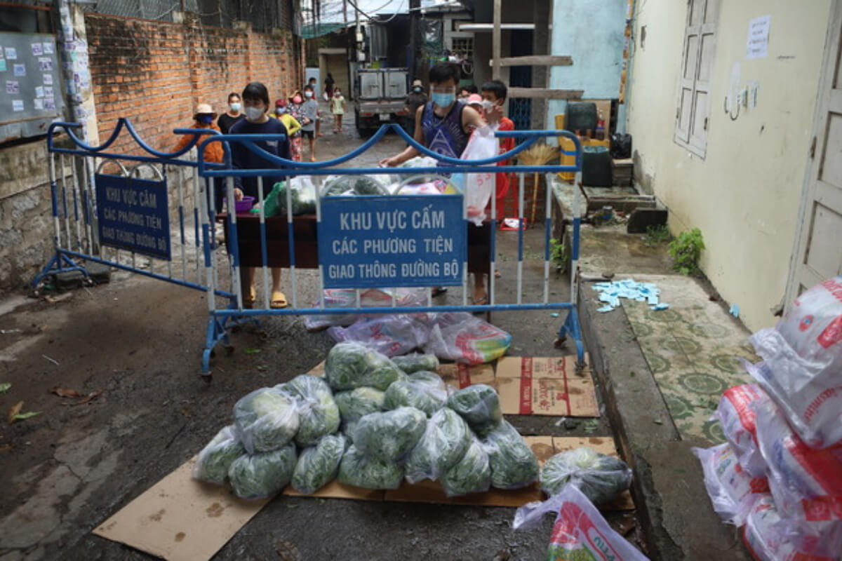 ベトナム:新規感染者2775人、第4波で計6万人超 21日朝発表
