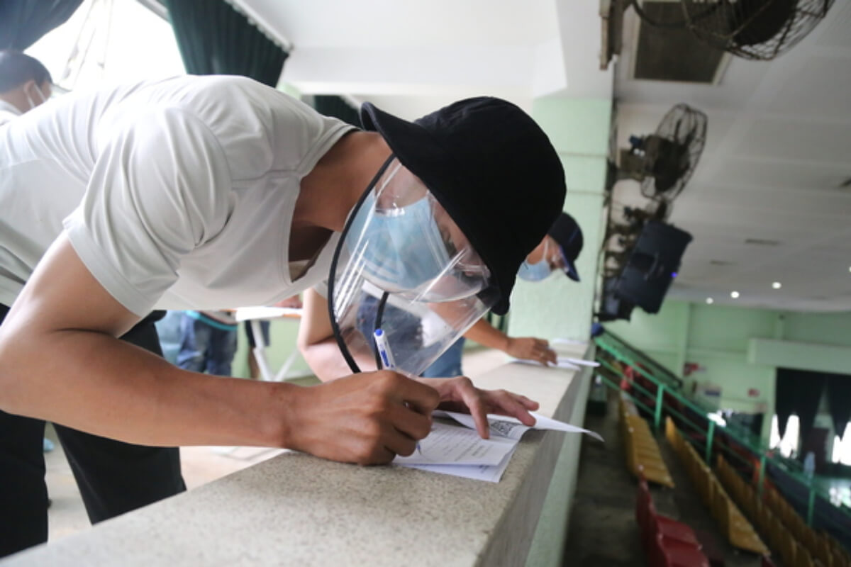 ベトナム:新規感染者3898人を確認 23日朝発表