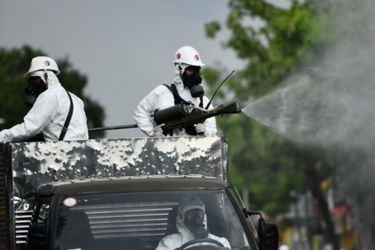 ホーチミン市ビンタイン区第19地区を封鎖、市中感染167人確認で