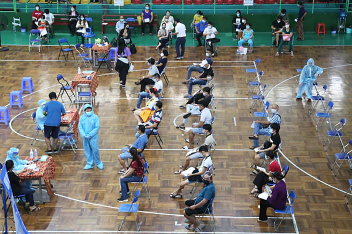 ベトナム:24日の感染者は9225人、1日の感染者として過去最多