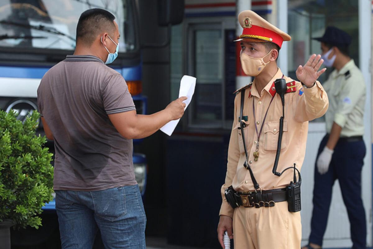 社会隔離の規定違反で300人に罰金、総額約290万円 ハノイ