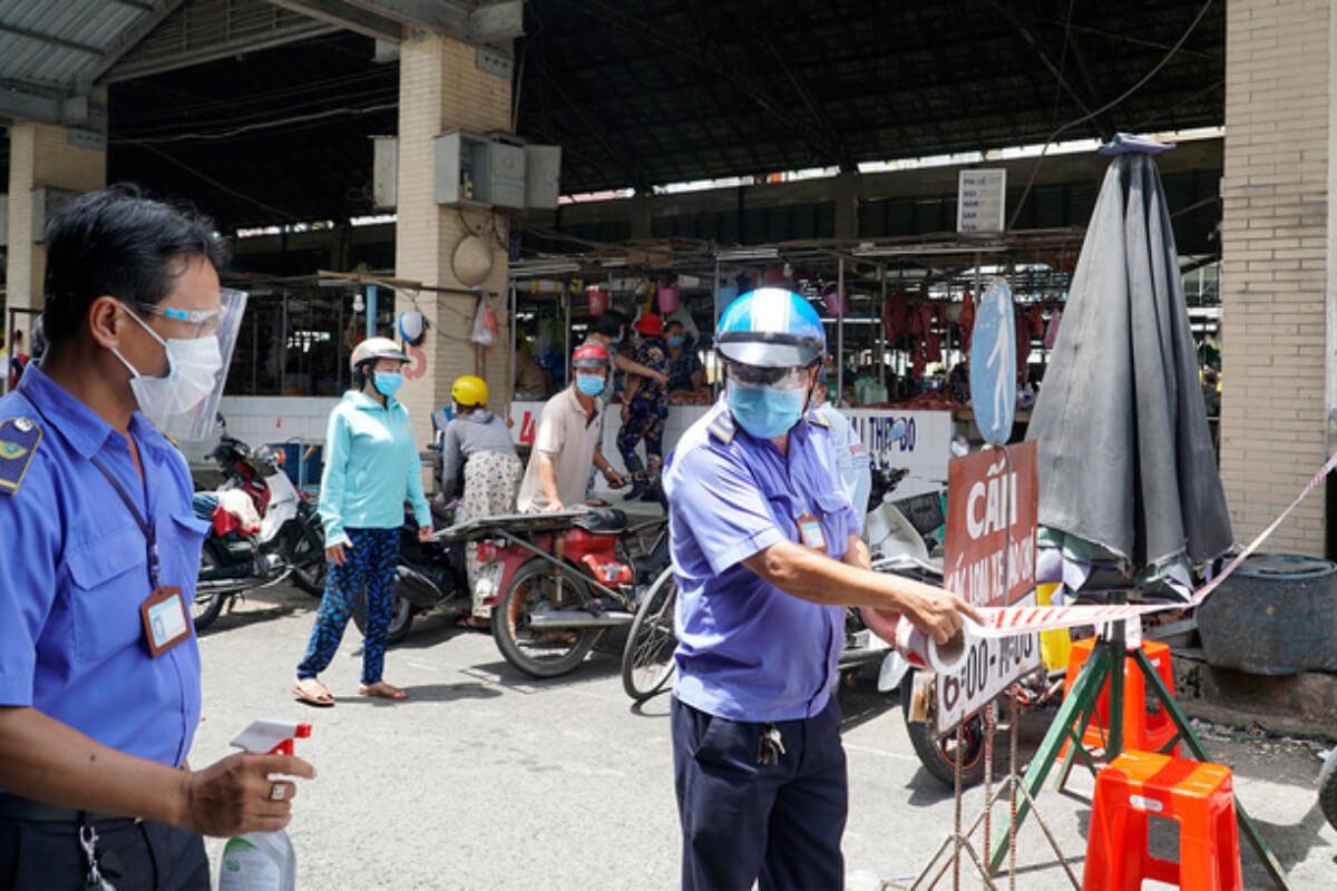 ベトナム:新たに新型コロナ感染者2858人を確認 28日朝発表