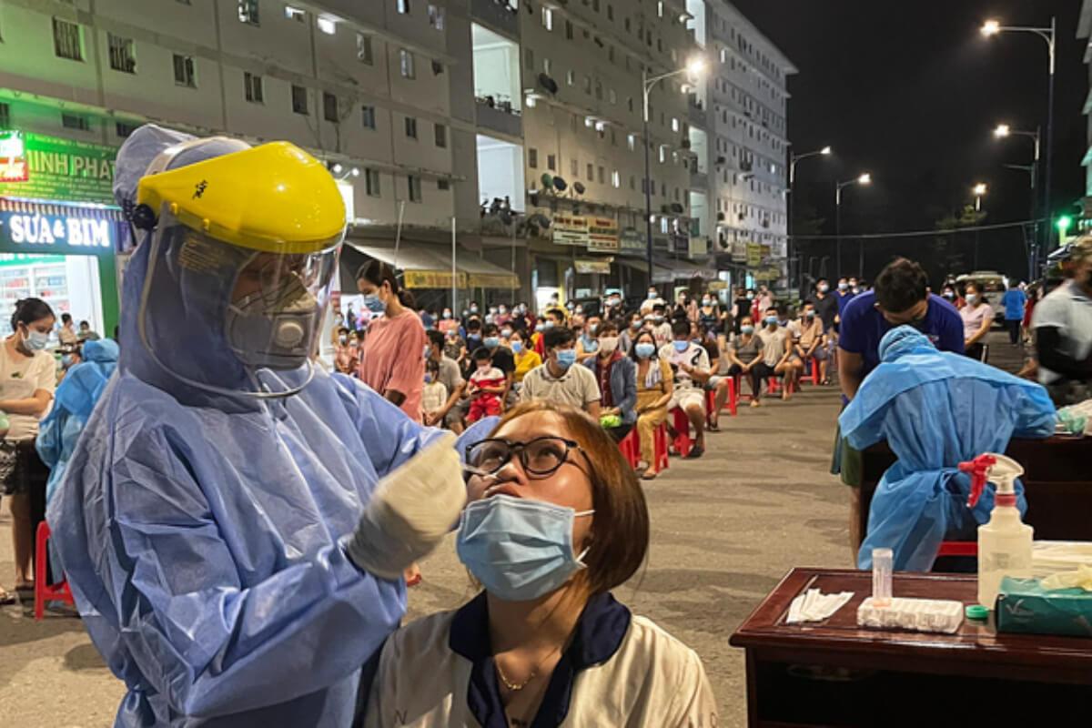 ベトナム:新たに新型コロナ感染者4267人を確認 4日朝発表