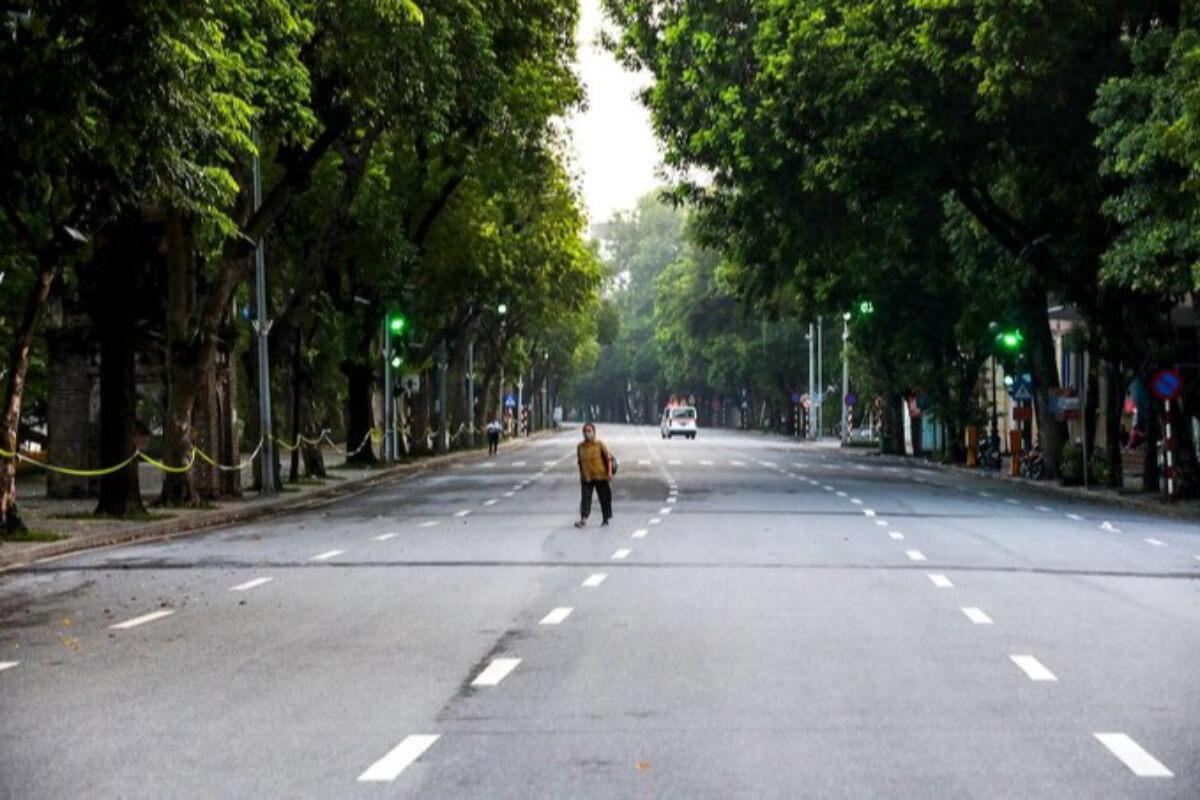ハノイ、首相指示16号の社会隔離を15日間延長 8月23日まで