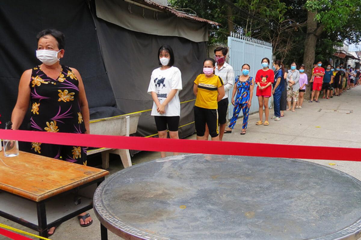 ベトナム:新たに新型コロナ感染者5144人を確認 10日朝発表