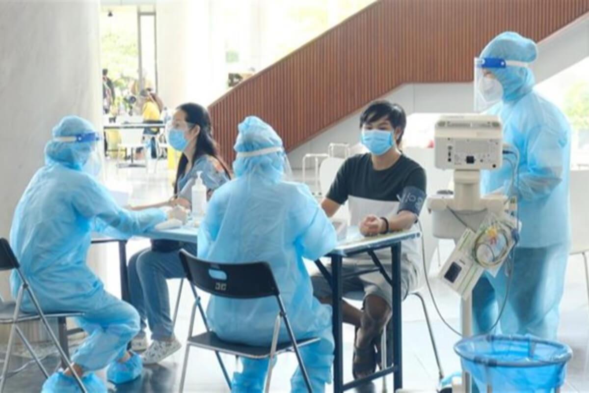 新型コロナワクチン接種遅れ、ホーチミン市が接種計画立て直し要請