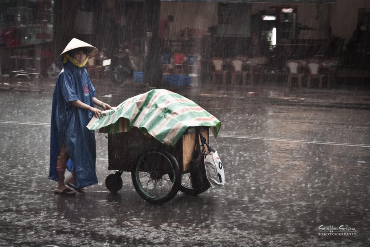 ホーチミン・ハノイで今週は雨模様、ダナンは猛暑続く