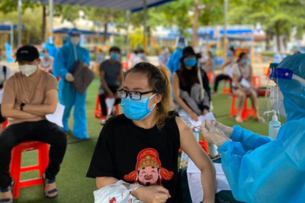 ベトナム:新たに新型コロナ感染者9574人を確認 15日夜発表